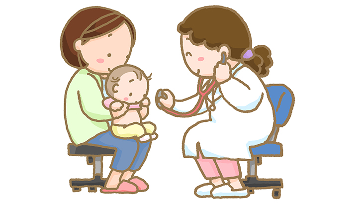 1ヶ月検診って何 検診の内容や費用を教えて マタニティフォトのポータルサイト Mamany のブログ