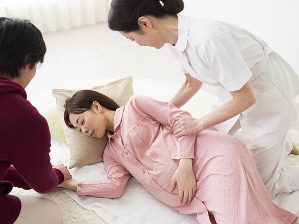 陣痛 腰 の 痛み