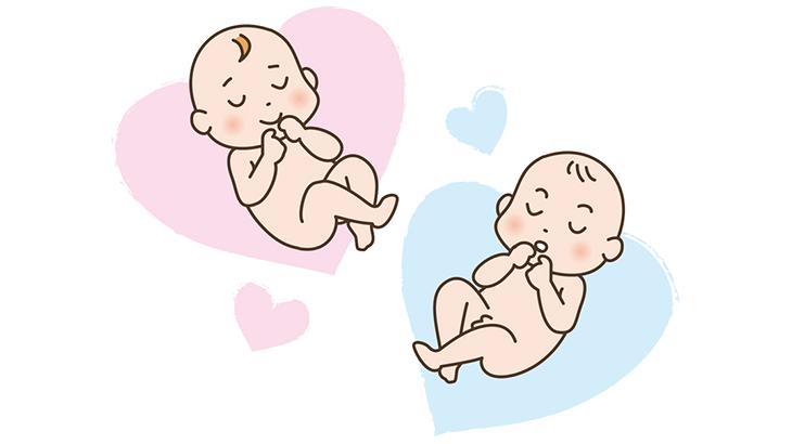 赤ちゃんの性別は?